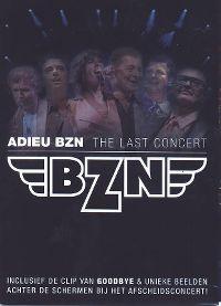 Cover BZN - Adieu BZN - The Last Concert [DVD]